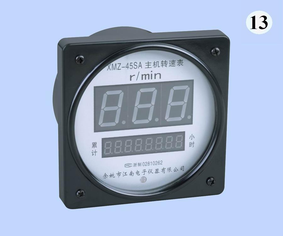 XMZ-45SA主机转速表