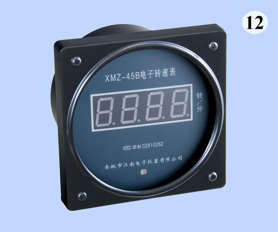 XMZ-45B电子转速表