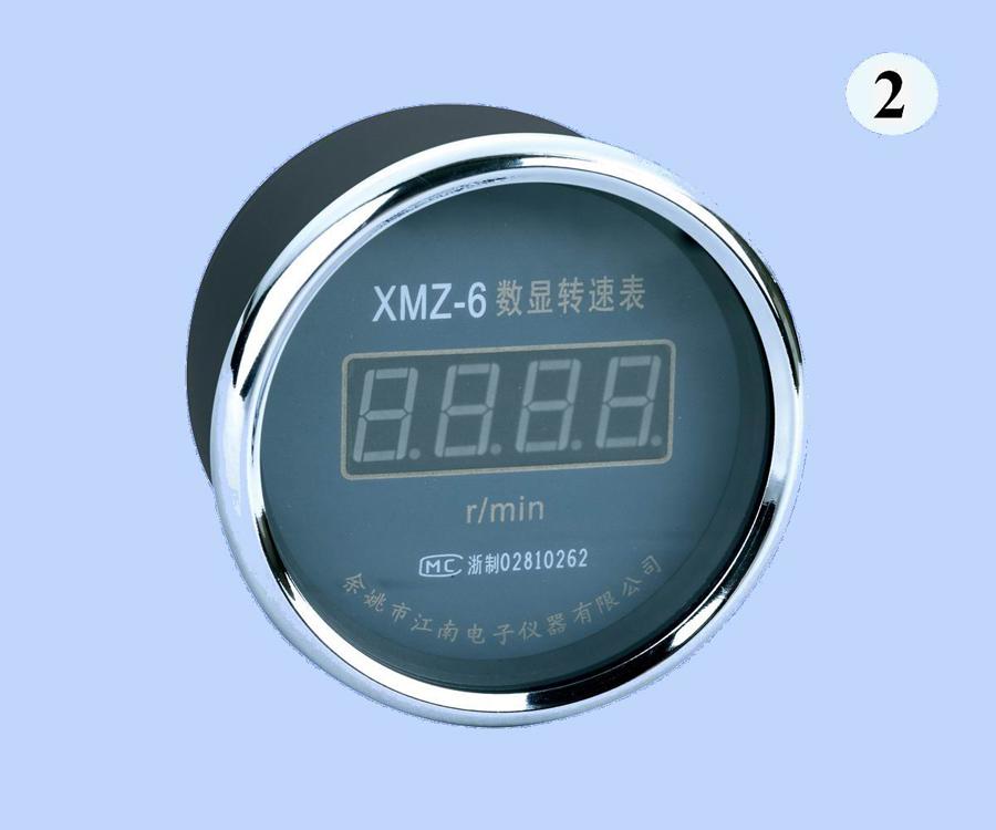 XMZ-6数显转速表