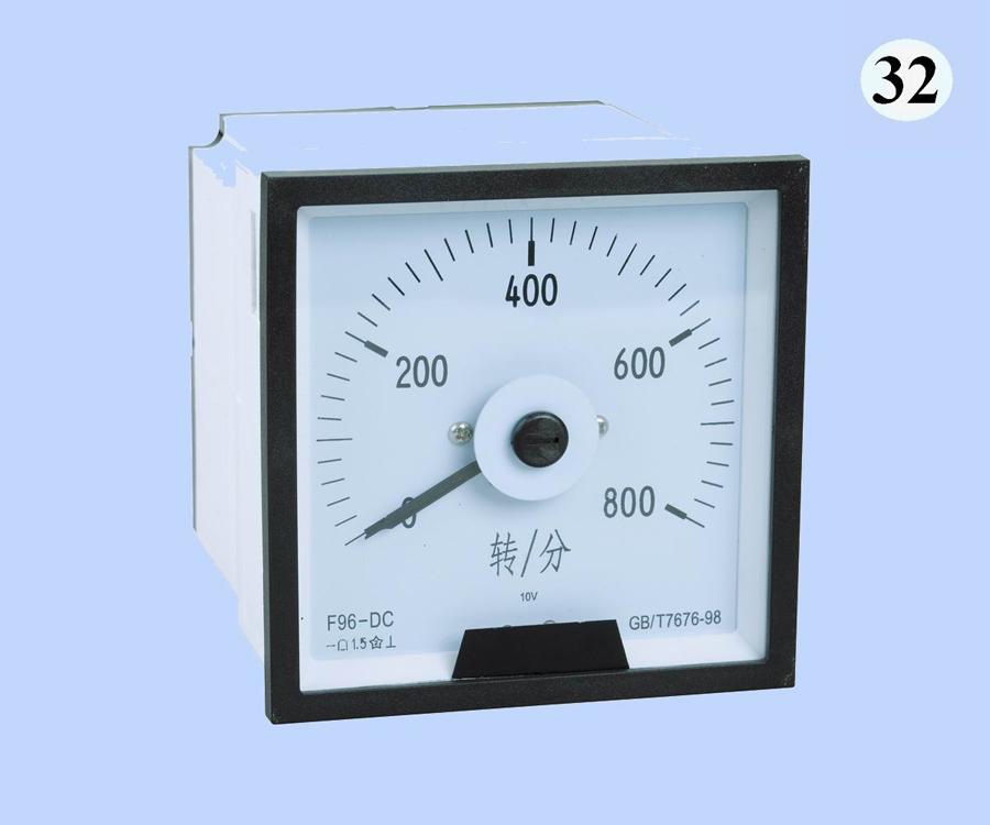 F96-DC转速表