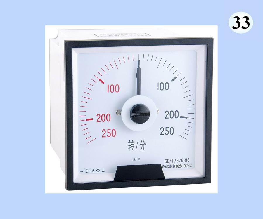 F96-DC艉轴转速表