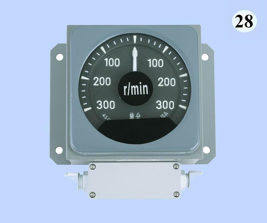 45C3-V艉轴转速表